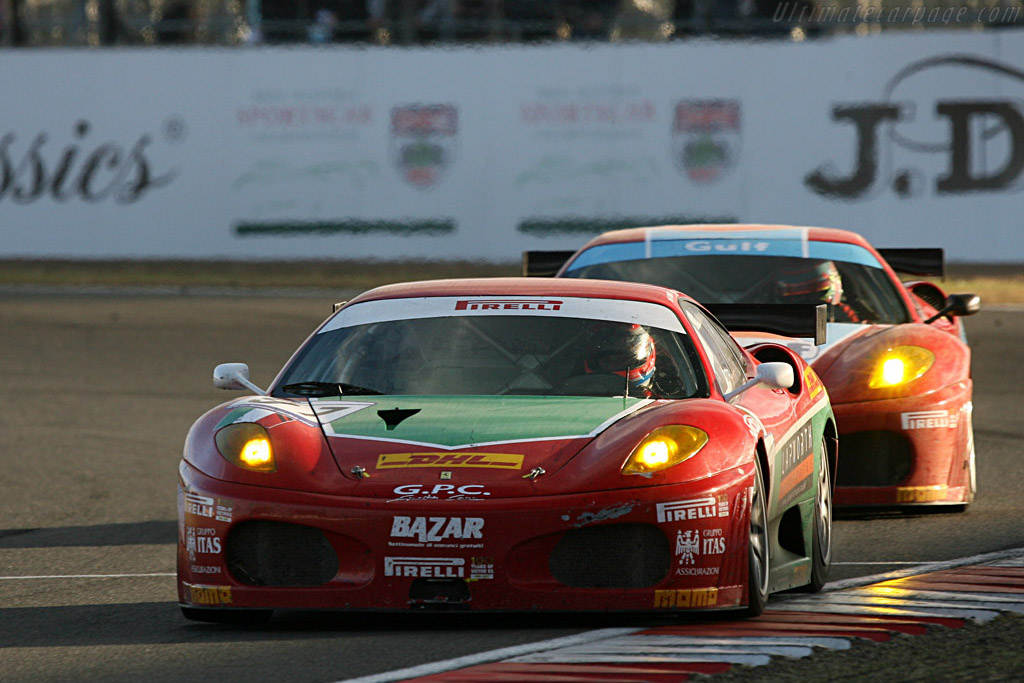 Fifth - Chassis: 2454 - Entrant: GPC Sport  - 2007 Le Mans Series Silverstone 1000 km