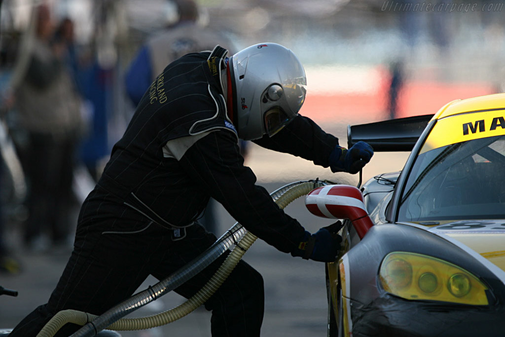 Fill 'r up - Chassis: 1G1YY26E265114144 - Entrant: Markland Racing  - 2007 Le Mans Series Silverstone 1000 km