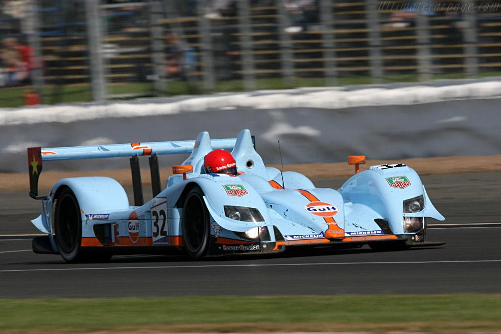 Finally a win for last year's champions - Chassis: 07S-01 - Entrant: Barazi Epsilon  - 2007 Le Mans Series Silverstone 1000 km