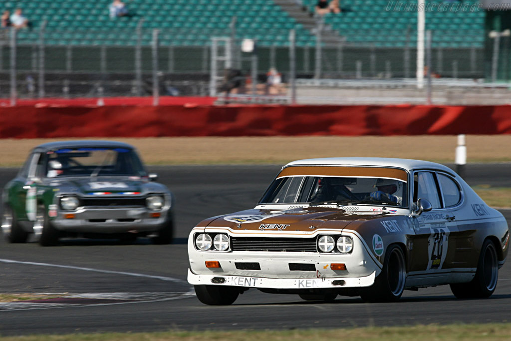 Ford Capri 2600 RS - Chassis: GAECLP19997   - 2007 Le Mans Series Silverstone 1000 km