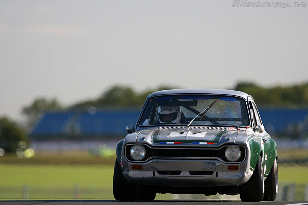 Ford Escort    - 2007 Le Mans Series Silverstone 1000 km