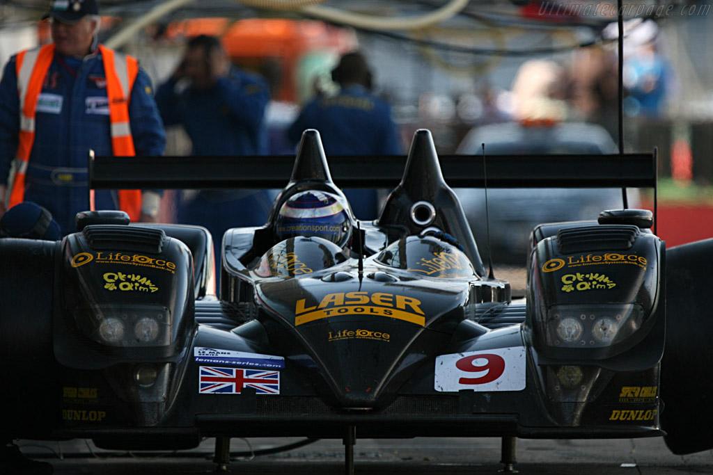 Fresh Dunlops - Chassis: 908-03 - Entrant: Team Peugeot Total  - 2007 Le Mans Series Silverstone 1000 km