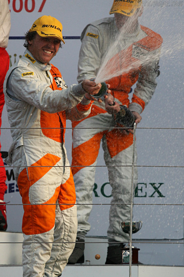 Heezemans and Dumbreck    - 2007 Le Mans Series Silverstone 1000 km