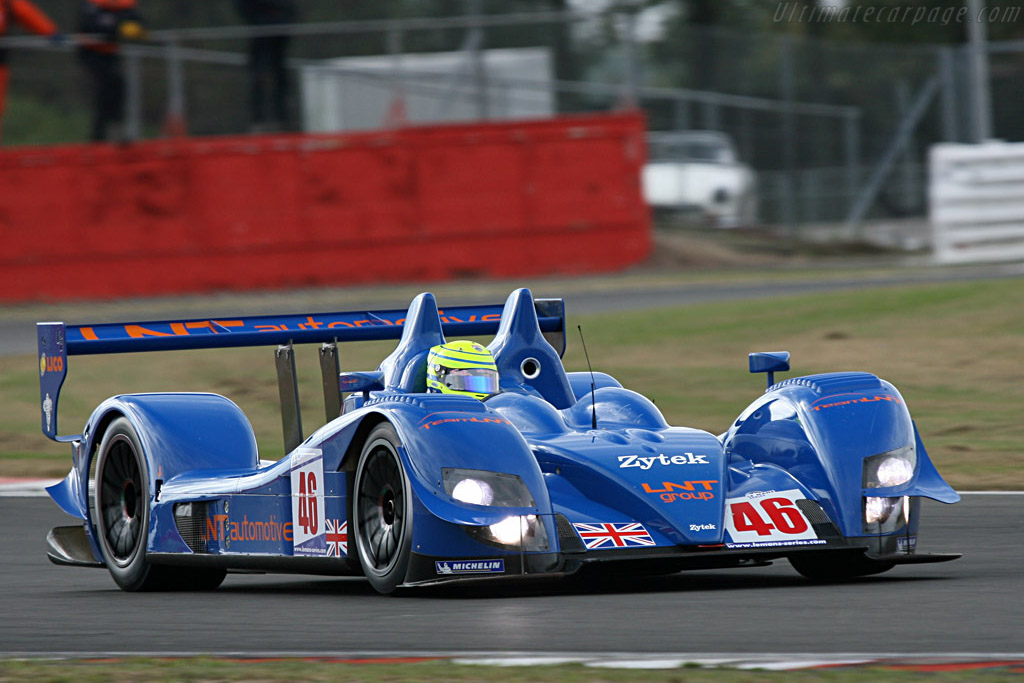 LNT Zytek - Chassis: 07S-03 - Entrant: Team LNT  - 2007 Le Mans Series Silverstone 1000 km