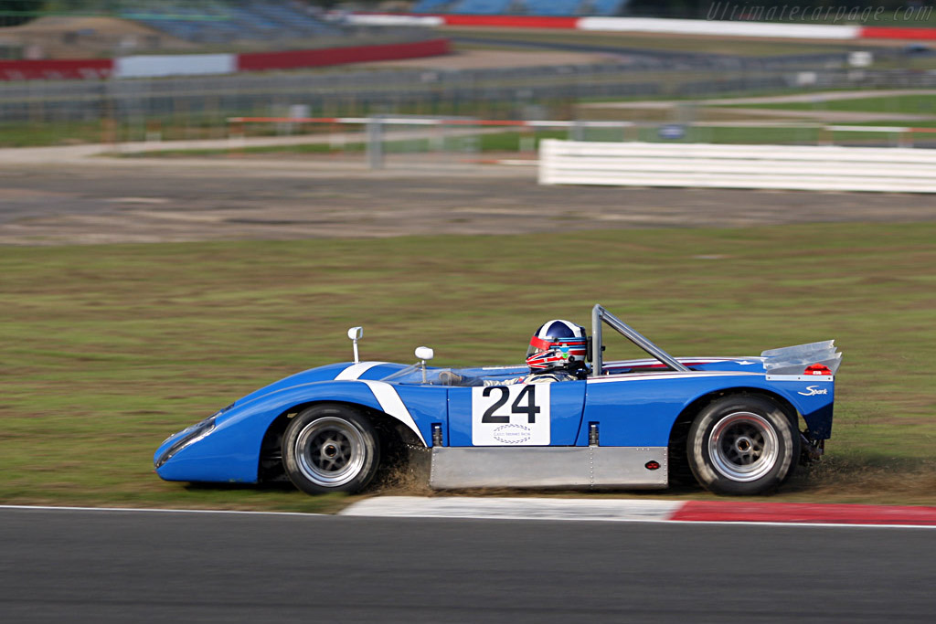 Lola T212 - Chassis: HU29   - 2007 Le Mans Series Silverstone 1000 km