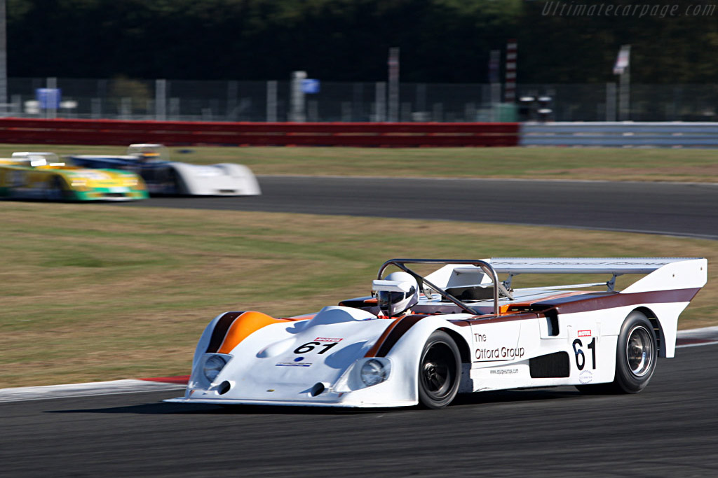 Lola T286 Cosworth - Chassis: HU10   - 2007 Le Mans Series Silverstone 1000 km