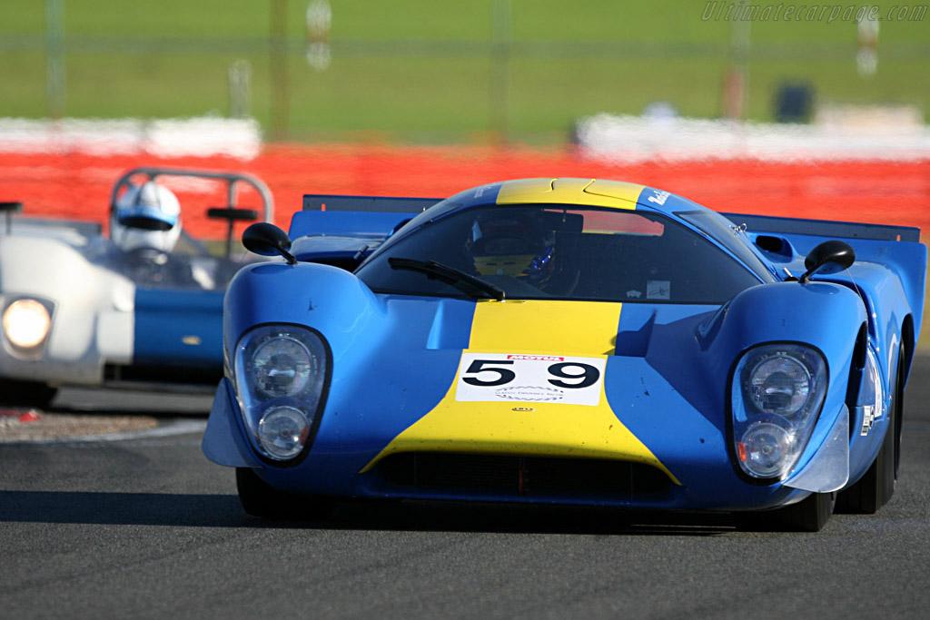 Lola T70 & T212    - 2007 Le Mans Series Silverstone 1000 km