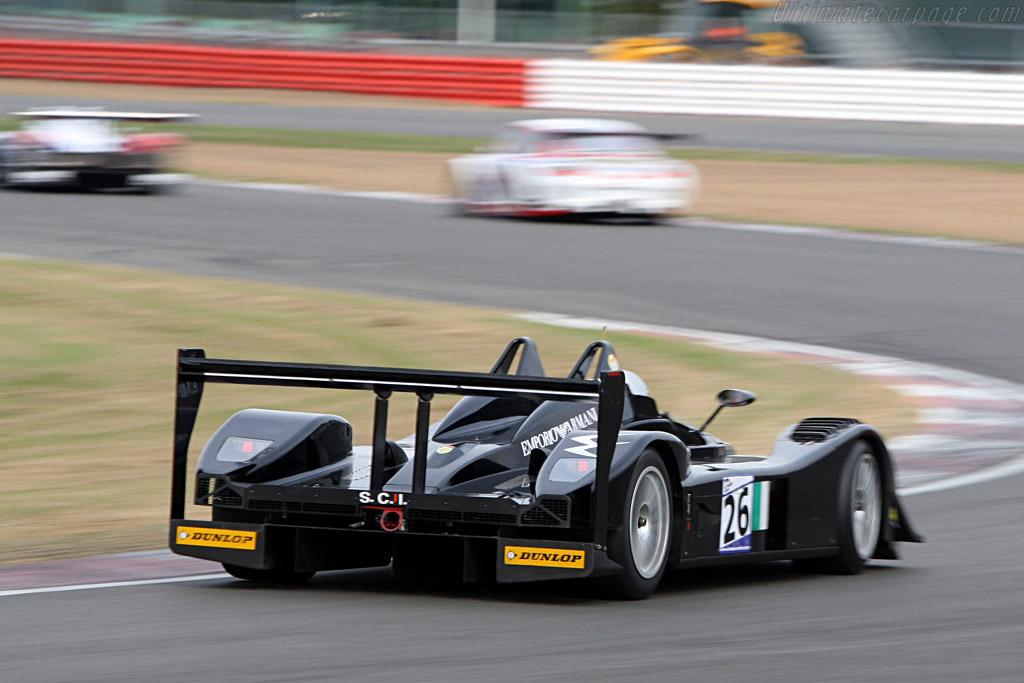Lucchini - Chassis: 152 - Entrant: Ranieri Randaccio  - 2007 Le Mans Series Silverstone 1000 km