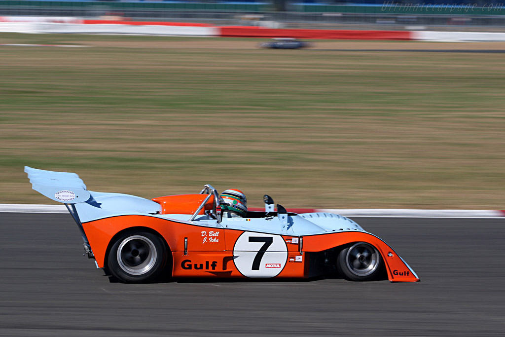 Mirage GR7 Cosworth - Chassis: GR7/701 - Driver: Marc Devis  - 2007 Le Mans Series Silverstone 1000 km