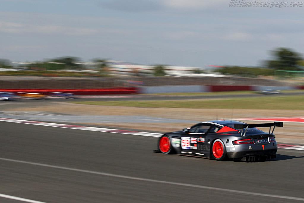 Modena DBR9 - Chassis: DBR9/101 - Entrant: Team Modena  - 2007 Le Mans Series Silverstone 1000 km
