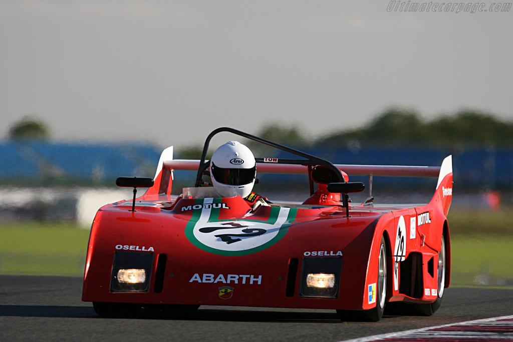 Osella PA1 Abarth - Chassis: PA1-04   - 2007 Le Mans Series Silverstone 1000 km
