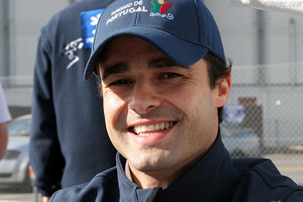 Pedro Lamy    - 2007 Le Mans Series Silverstone 1000 km