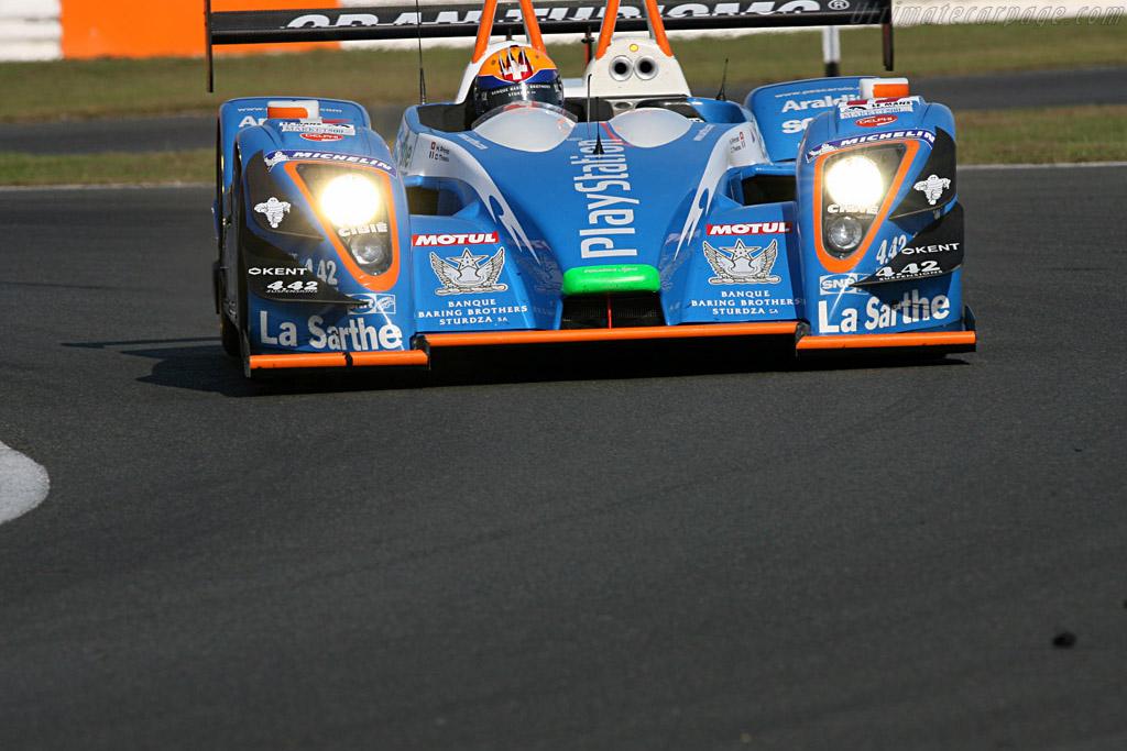 Pescarolo - Chassis: 01-01 - Entrant: Pescarolo Sport  - 2007 Le Mans Series Silverstone 1000 km