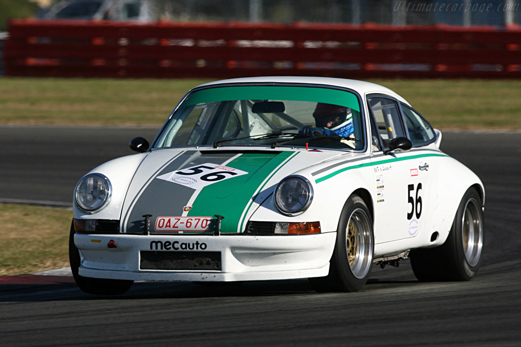 Porsche 911 RSR 2.8 - Chassis: 911 360 0360   - 2007 Le Mans Series Silverstone 1000 km