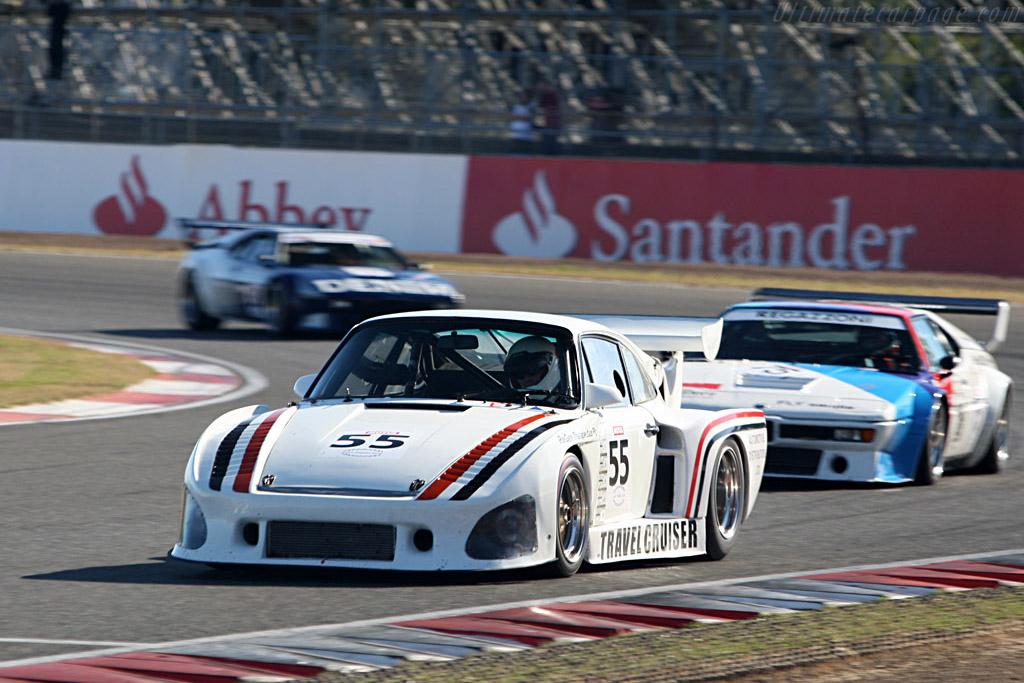 Porsche 935 K3 - Chassis: 930 890 0022   - 2007 Le Mans Series Silverstone 1000 km