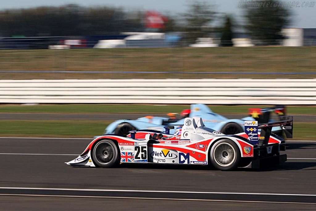 RML MG Lola - Chassis: B0540-HU05 - Entrant: RML  - 2007 Le Mans Series Silverstone 1000 km