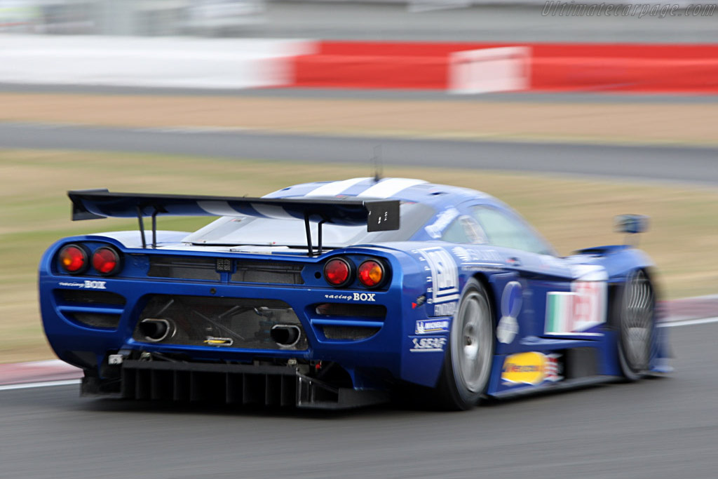 Racing Box Saleen - Chassis: 080R - Entrant: Racing Box  - 2007 Le Mans Series Silverstone 1000 km