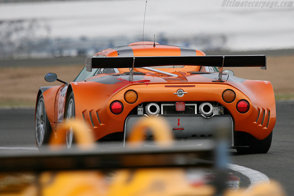 Spyker Squadron Spyker - Chassis: XL9GB11H150363098 - Entrant: Spyker Squadron  - 2007 Le Mans Series Silverstone 1000 km