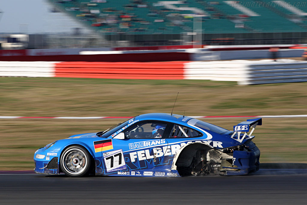 The championship decider - Chassis: WP0ZZZ99Z7S799937 - Entrant: Team Felbermayr-Proton - 2007 Le Mans Series Silverstone 1000 km