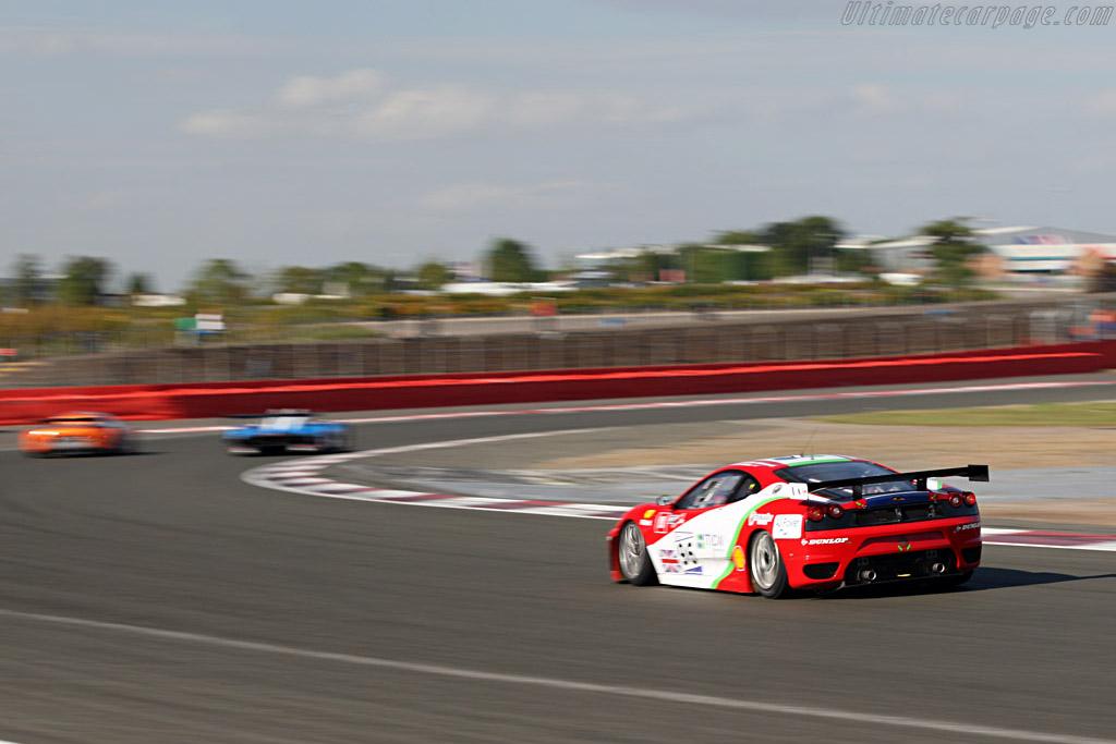 Virgo Ferrari - Chassis: 2408 - Entrant: Virgo Motorsport  - 2007 Le Mans Series Silverstone 1000 km