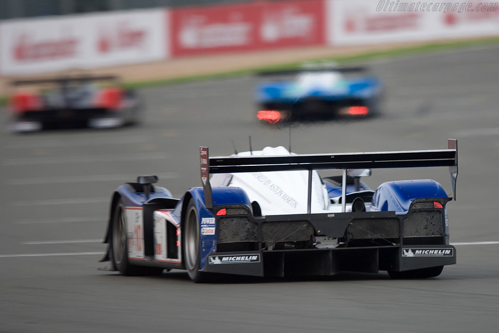 A fantastic finish to a fine debut season - Chassis: B0860-HU02   - 2008 Le Mans Series Silverstone 1000 km