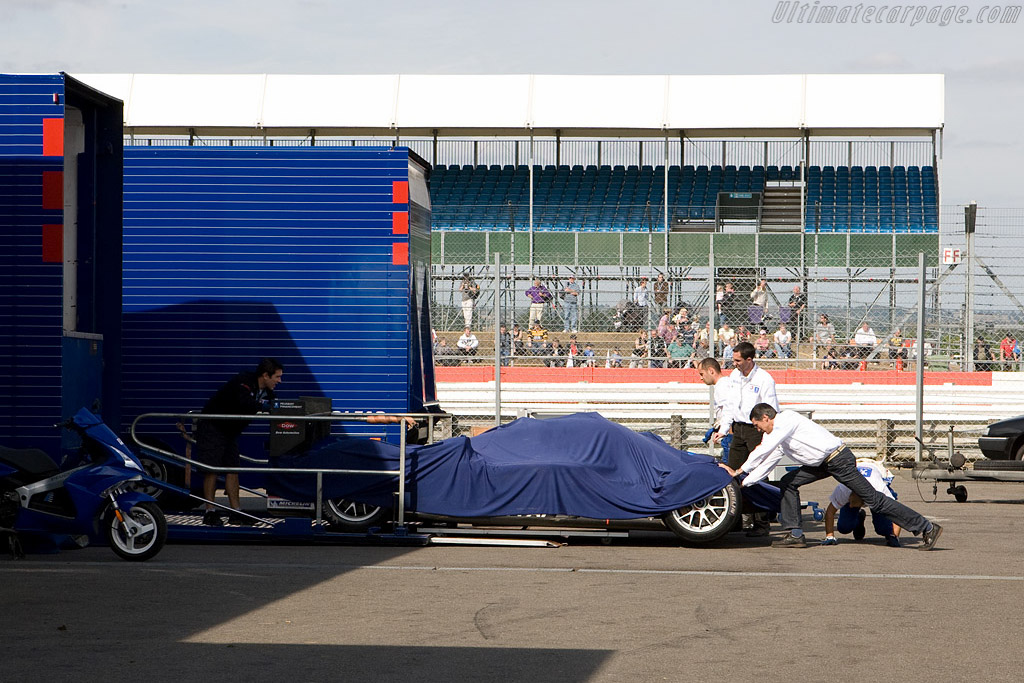And here endeth Peugeot's title hopes    - 2008 Le Mans Series Silverstone 1000 km