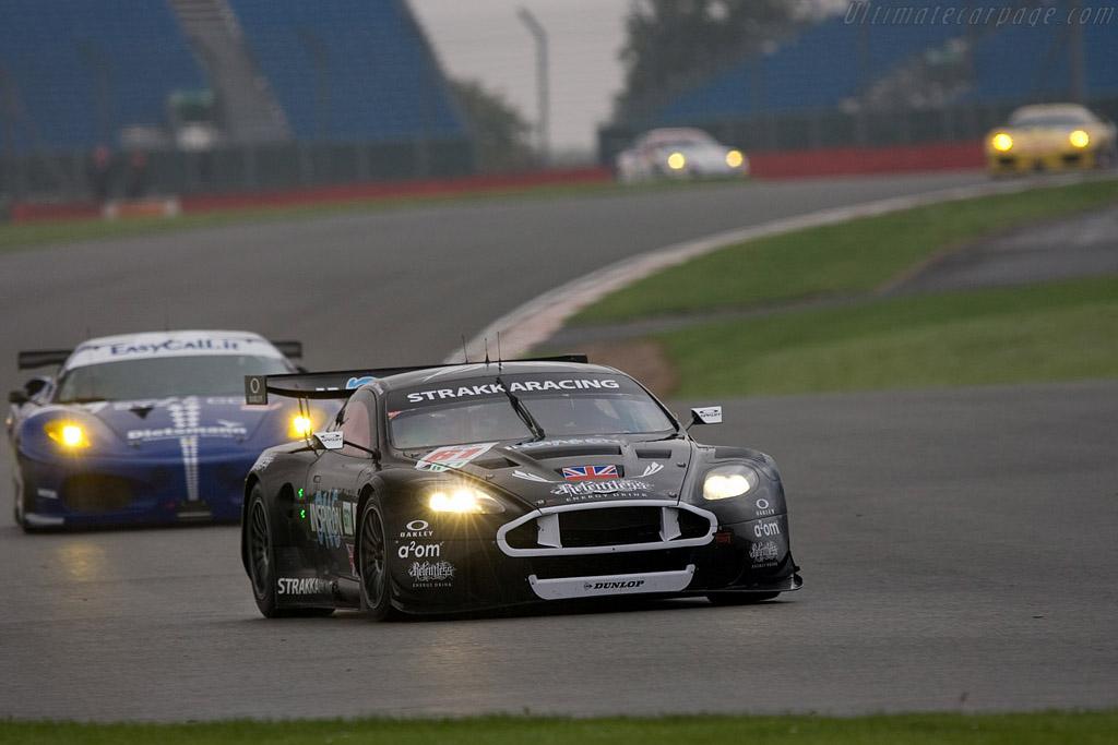 Aston Martin DBR9 - Chassis: DBR9/4   - 2008 Le Mans Series Silverstone 1000 km