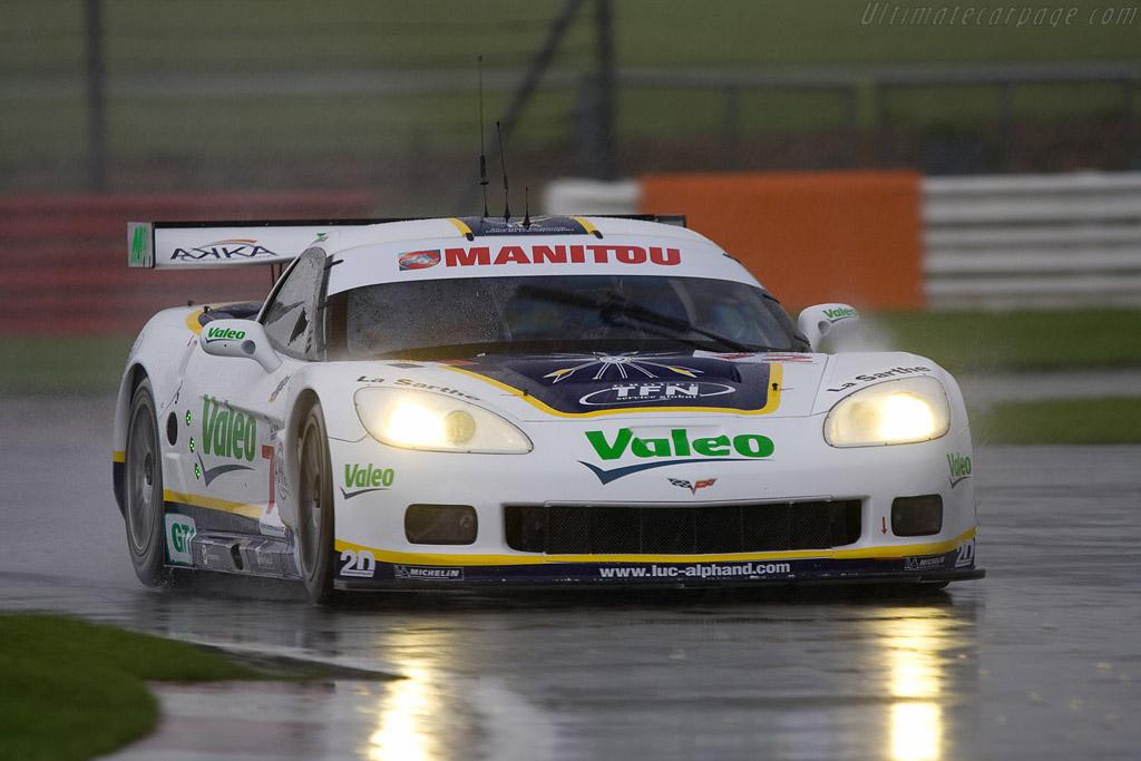 Chevrolet Corvette C6.R - Chassis: 003   - 2008 Le Mans Series Silverstone 1000 km
