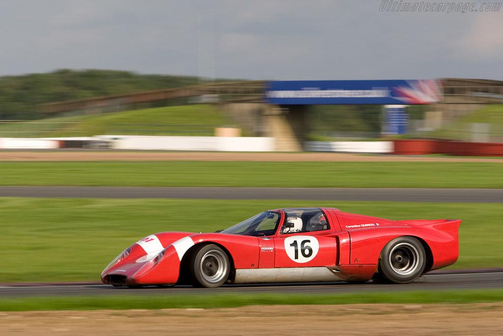 Chevron B16    - 2008 Le Mans Series Silverstone 1000 km