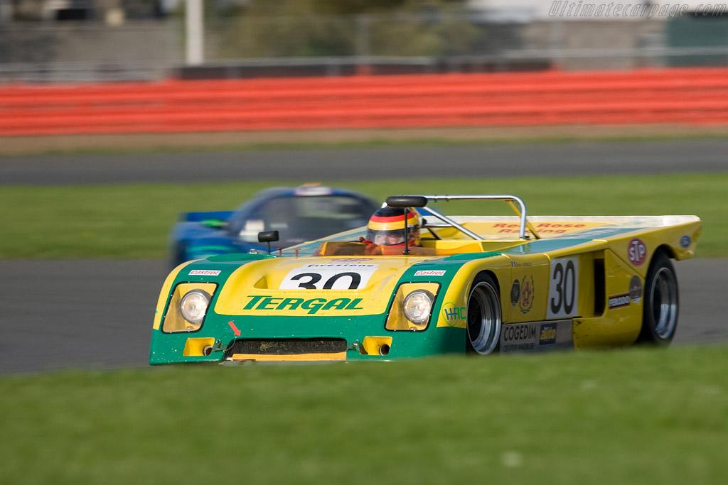 Chevron B21    - 2008 Le Mans Series Silverstone 1000 km