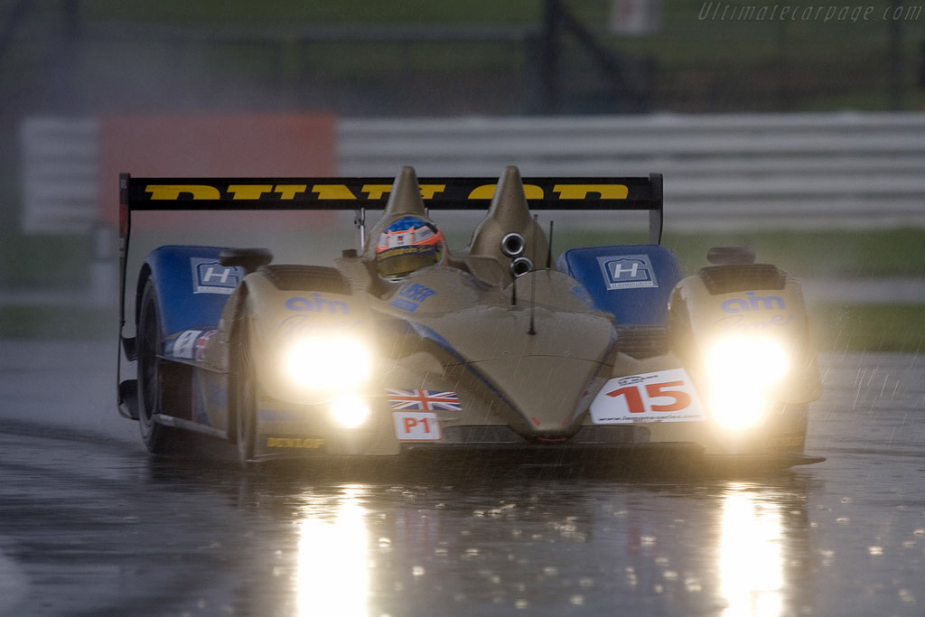 Creation CA07 AIM - Chassis: CA07-002   - 2008 Le Mans Series Silverstone 1000 km