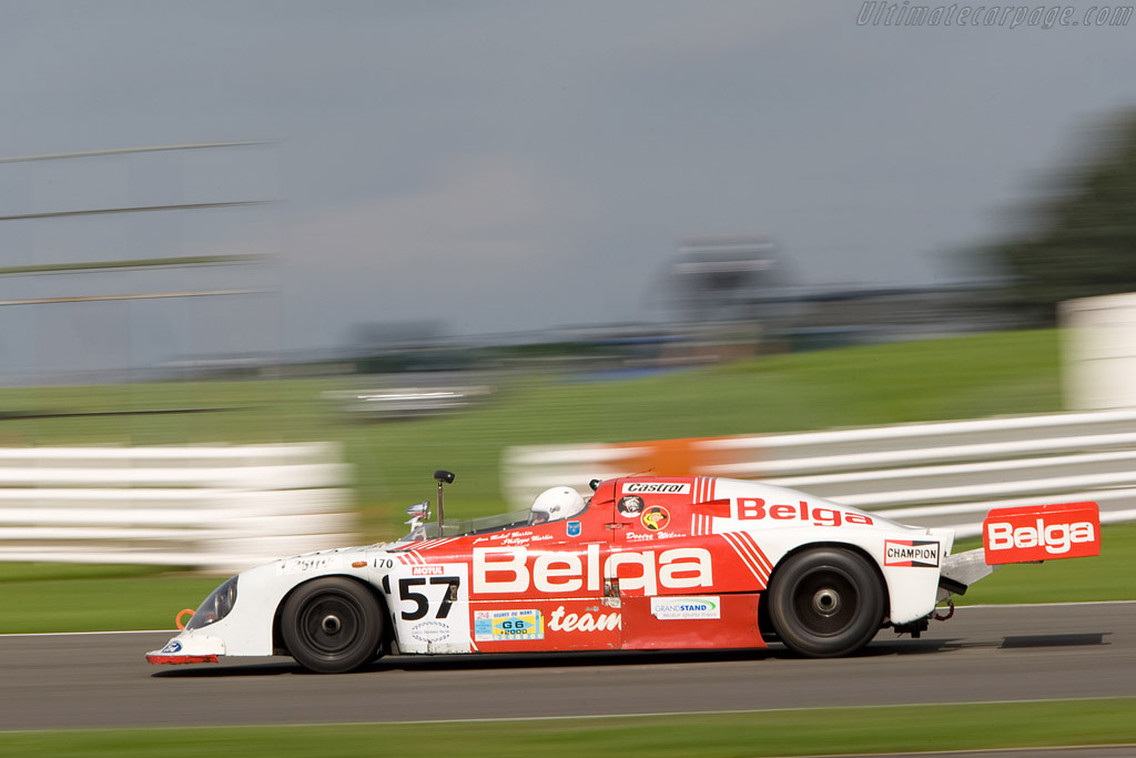 DeCadenet Lola - Chassis: LM-4   - 2008 Le Mans Series Silverstone 1000 km