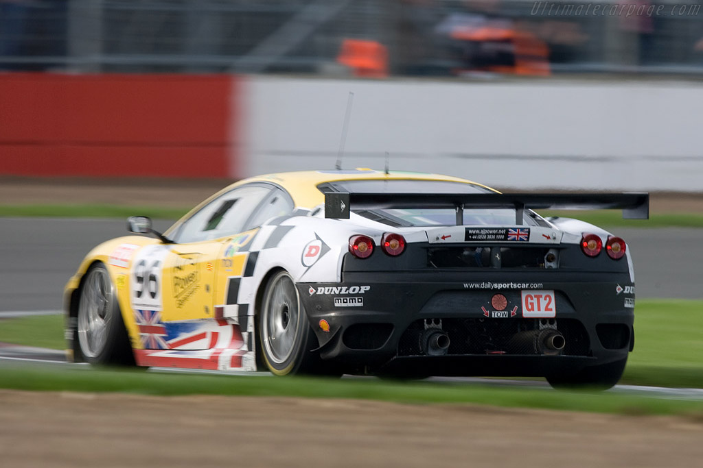 Dominance machinified - Chassis: 2408   - 2008 Le Mans Series Silverstone 1000 km