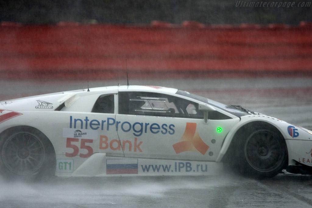 Lamborghini Murcielago R-GT - Chassis: LA01064   - 2008 Le Mans Series Silverstone 1000 km