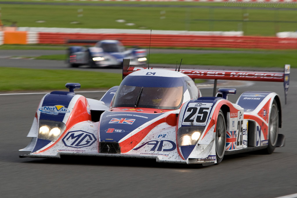 Lola Coupes - Chassis: B0880-HU03   - 2008 Le Mans Series Silverstone 1000 km