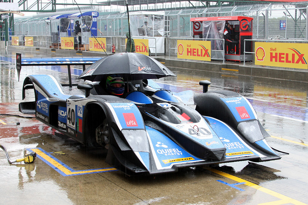 Lola has a solution for this problem - Chassis: B0540-HU01   - 2008 Le Mans Series Silverstone 1000 km