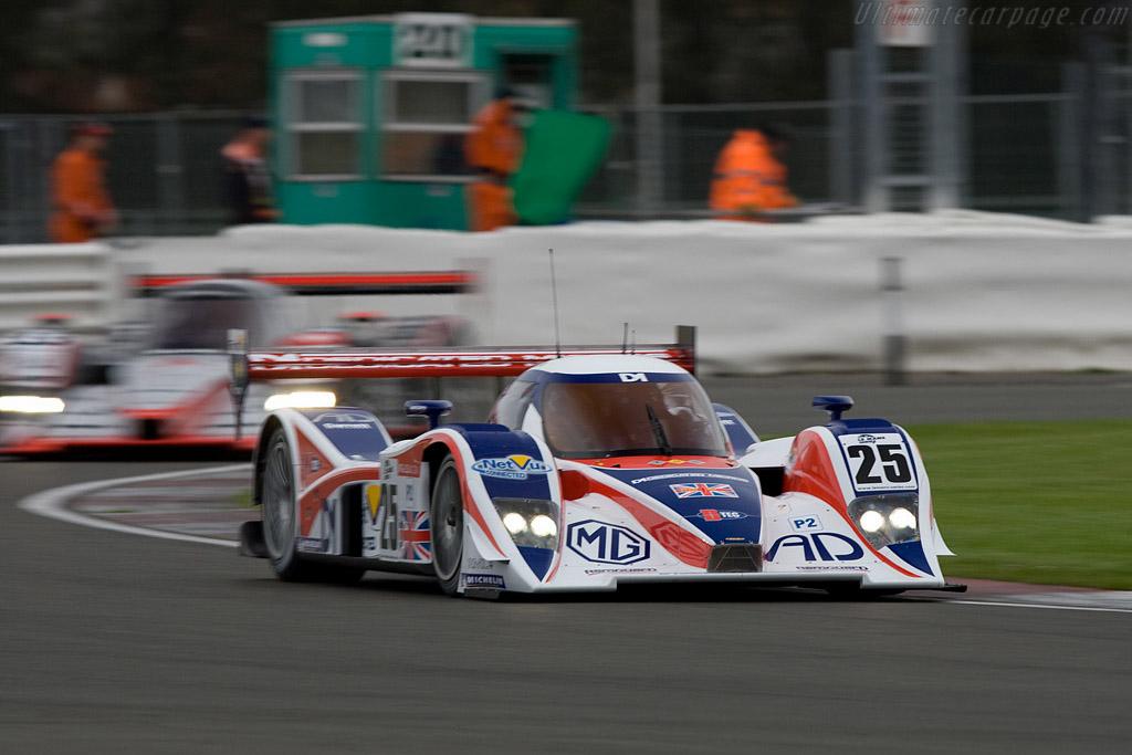 MG-Lola EX265C - Chassis: B0880-HU03   - 2008 Le Mans Series Silverstone 1000 km