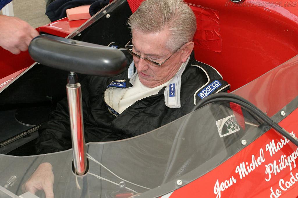 Matin Birrane    - 2008 Le Mans Series Silverstone 1000 km