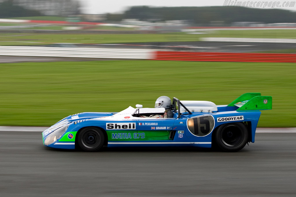 Racing In Car >> Matra MS670 - Chassis: MS660-01 - 2008 Le Mans Series Silverstone 1000 km