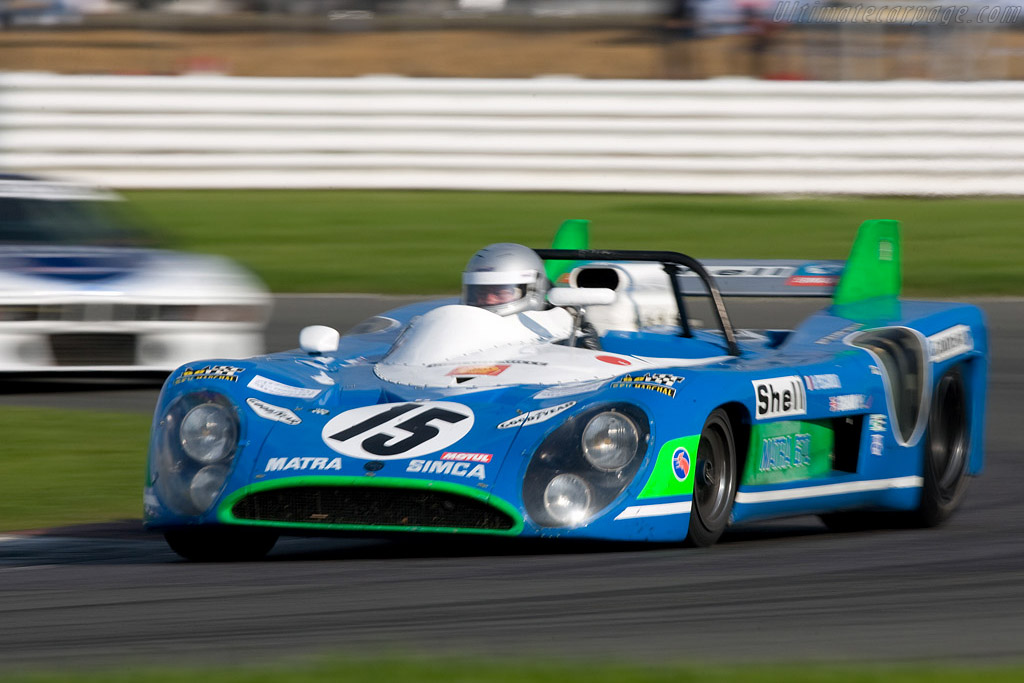 Matra MS670 - Chassis: MS660-01   - 2008 Le Mans Series Silverstone 1000 km