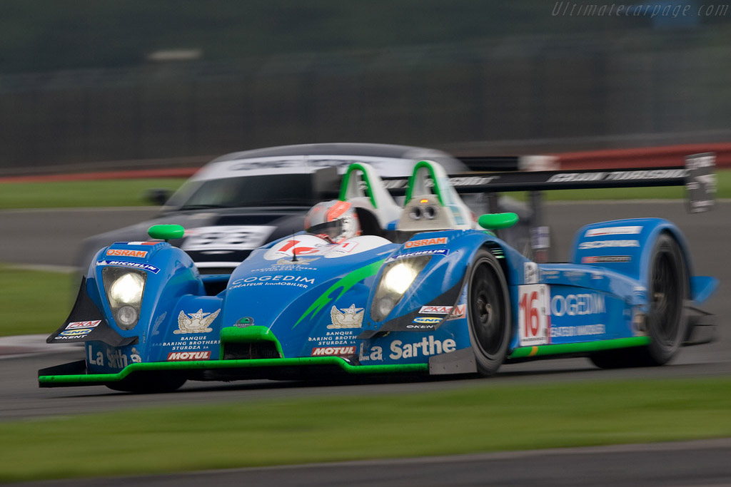 Pescarolo 01 Judd - Chassis: 01-01   - 2008 Le Mans Series Silverstone 1000 km