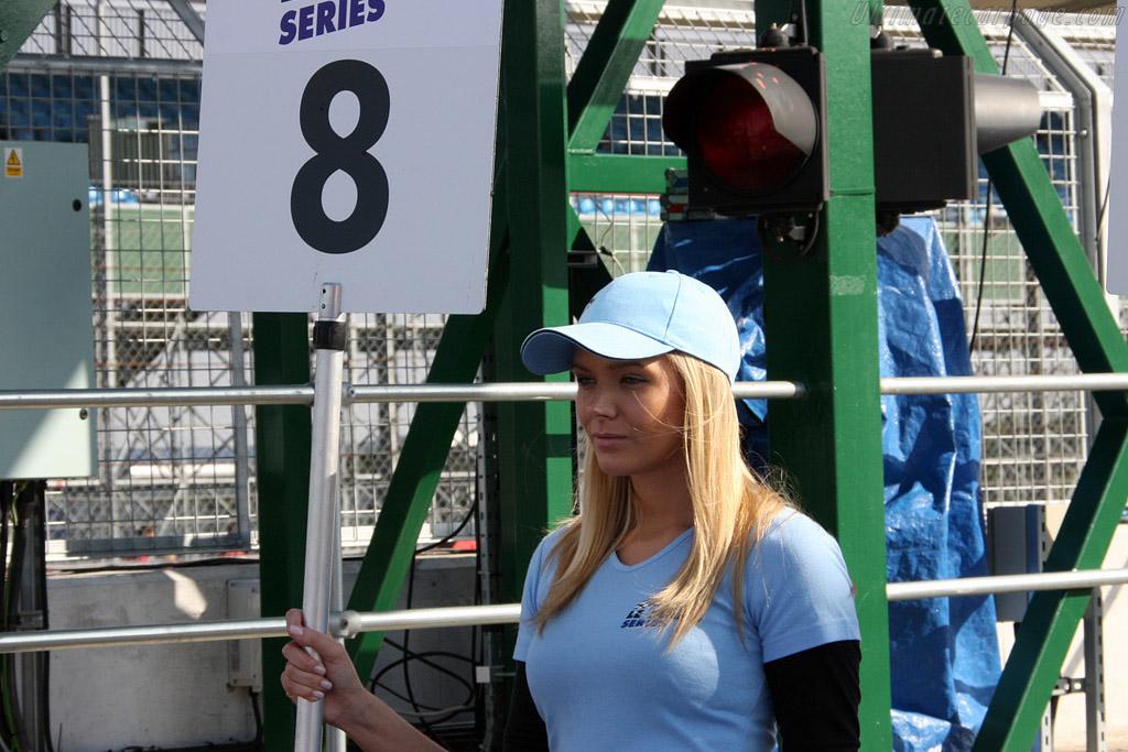 Pole Position    - 2008 Le Mans Series Silverstone 1000 km