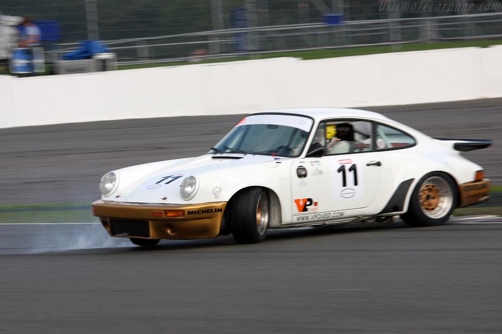 Porsche 911 RSR - Chassis: 911 460 9034   - 2008 Le Mans Series Silverstone 1000 km