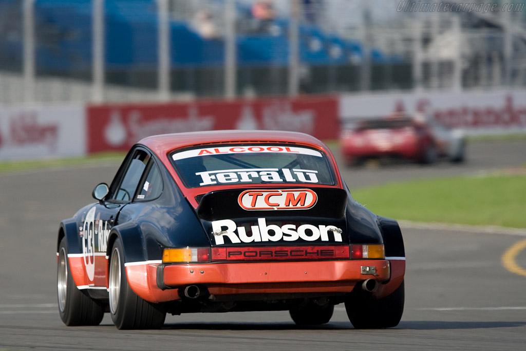 Porsche 911 SC    - 2008 Le Mans Series Silverstone 1000 km