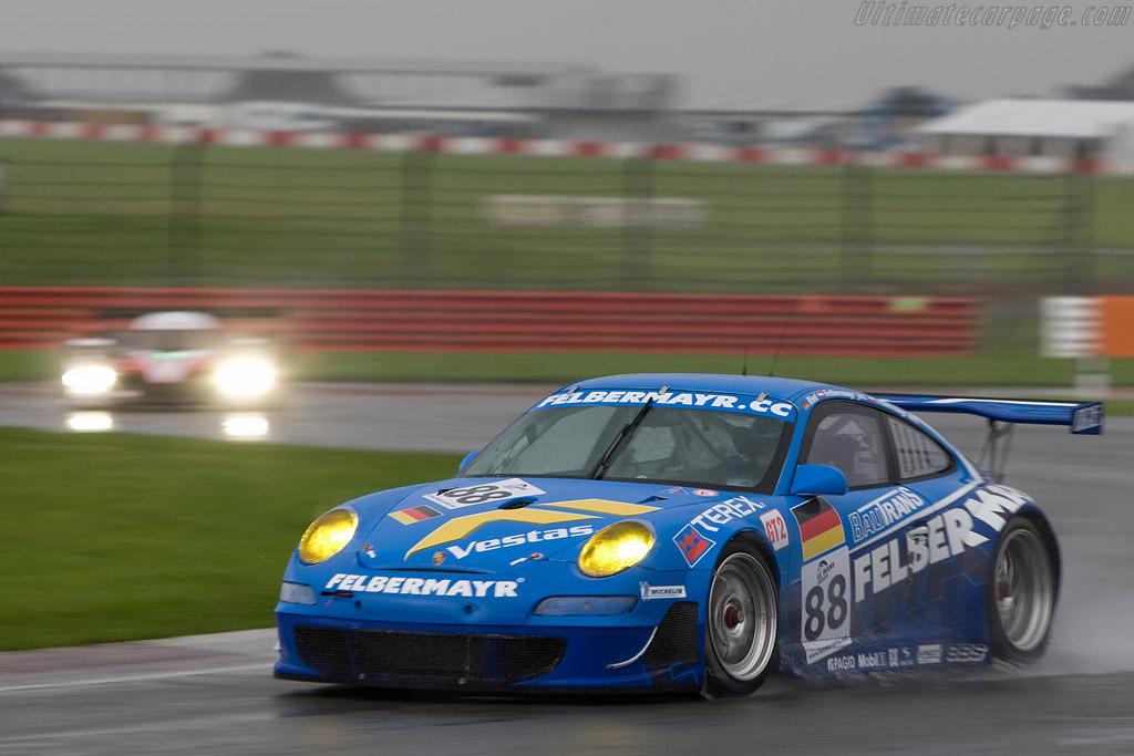 Porsche 997 GT3 RSR - Chassis: WP0ZZZ99Z8S799911   - 2008 Le Mans Series Silverstone 1000 km