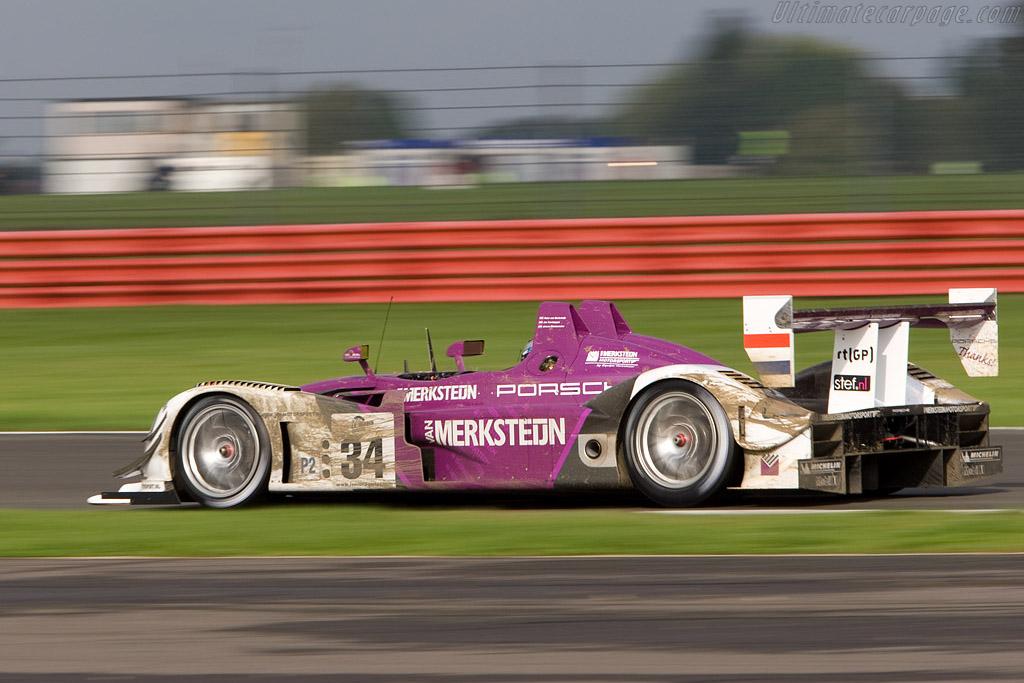 Porsche RS Spyder - Chassis: 9R6 708   - 2008 Le Mans Series Silverstone 1000 km