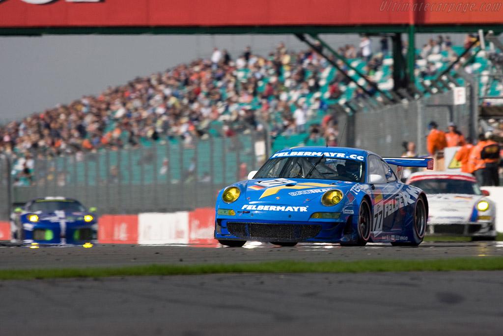 Porsche vs Ferrari - Chassis: WP0ZZZ99Z8S799922   - 2008 Le Mans Series Silverstone 1000 km