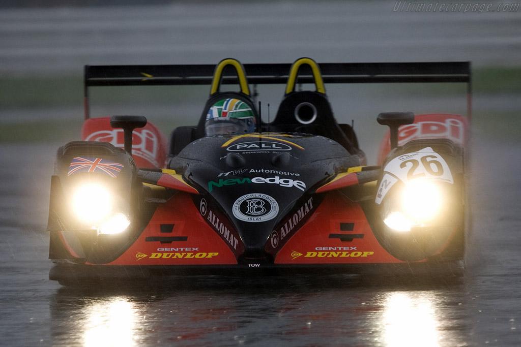 Radical SR9 AER - Chassis: SR9002   - 2008 Le Mans Series Silverstone 1000 km