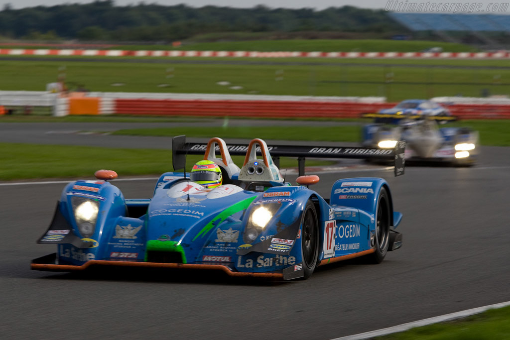 The Pescarolos were sturdy as ever - Chassis: 01-07   - 2008 Le Mans Series Silverstone 1000 km