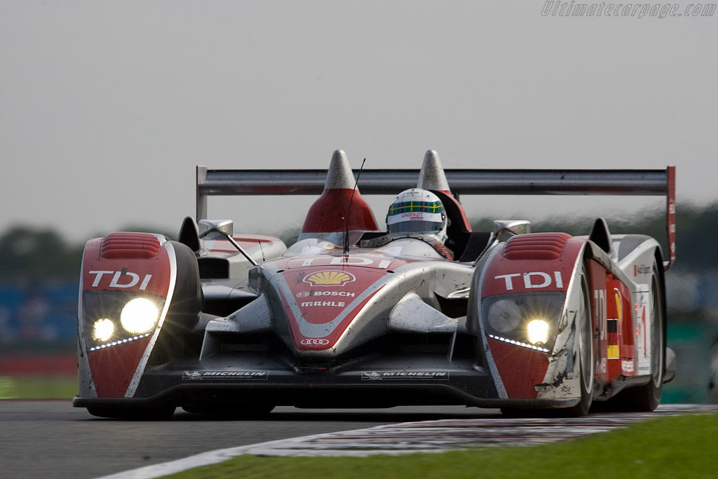 The best sports car racer of today? - Chassis: 201   - 2008 Le Mans Series Silverstone 1000 km